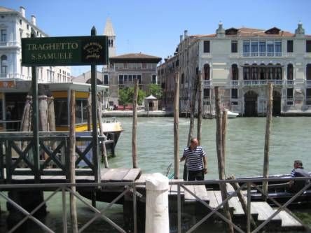 Venice types of transport