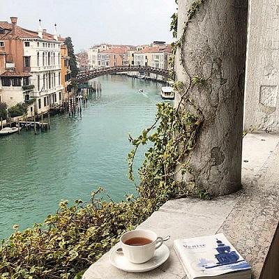 Ca' Cerchieri Piano Nobile Grand Canal view